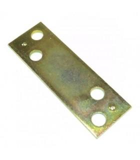 Placa adicional de puerta para cerrojo LINCE XLC6
