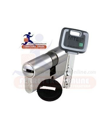 Bombillo antibumping Mul-T-Lock MT5+ con lenteja para escudo MCM. VERSIÓN REFORZADA