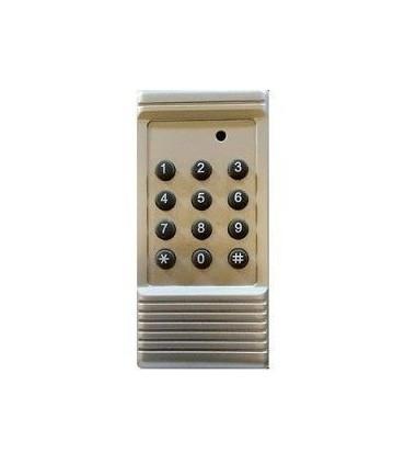 Mando adicional generador de códigos para cerradura GoldenShield jd268