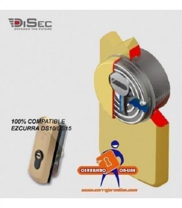 Escudo DISEC 280LG especial para escudos EZCURRA