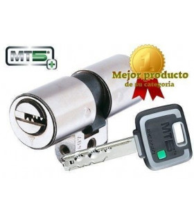 Cilindro antibumping perfil suizo MT5+