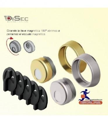 DISEC Magnético MRM29EX  (5 llaves)