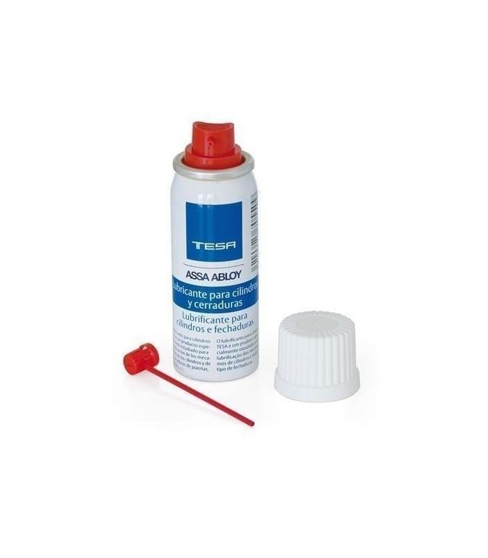 Lubricante especial para bombillos y cerrojos
