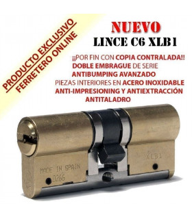 Bombillo alta seguridad Lince C6