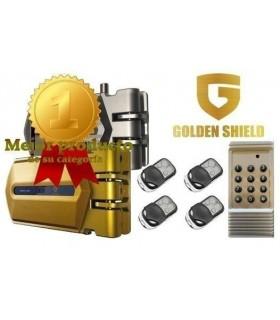 Golden Shield. Cerradura invisible