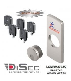 Escudo DISEC magnético especial para EZCURRA